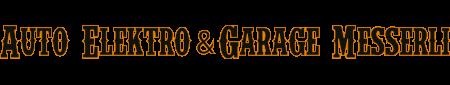 Auto Elektro Messerli Worb Logo